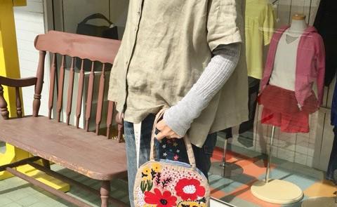 お出かけのお供に♡プチバッグ^ ^