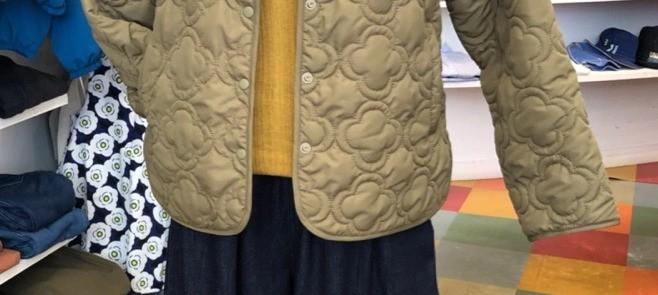 セール2日目!おすすめキルティングジャケット