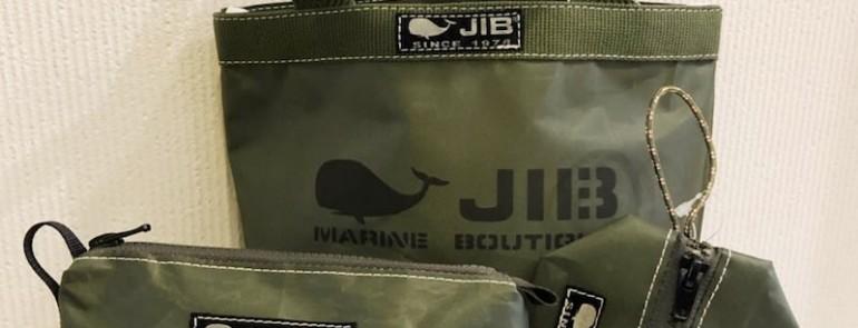 JIB★オリーブグリーン 小物