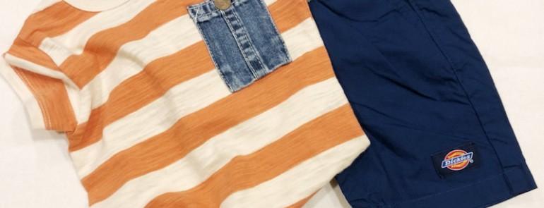 おすすめTシャツ&レオパードパンツ