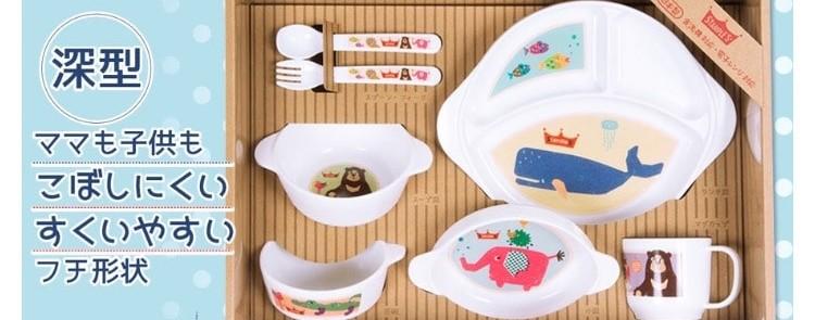 おすすめ 日本製のベビー食器セット♪