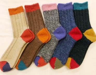 WOOL 3CHANGE SOCKS