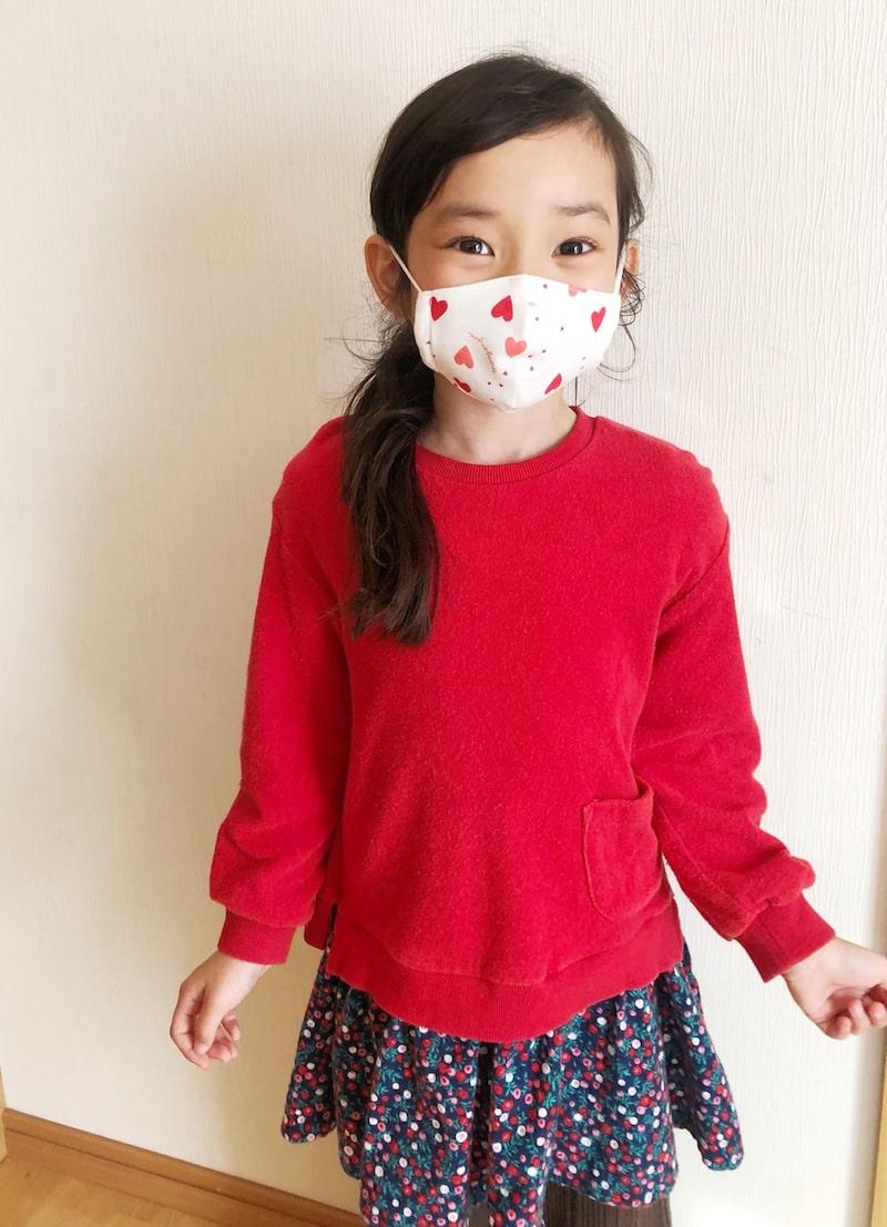 子供用マスク再入荷しました!✨
