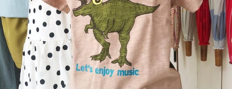 ベビー&キッズTシャツ♪
