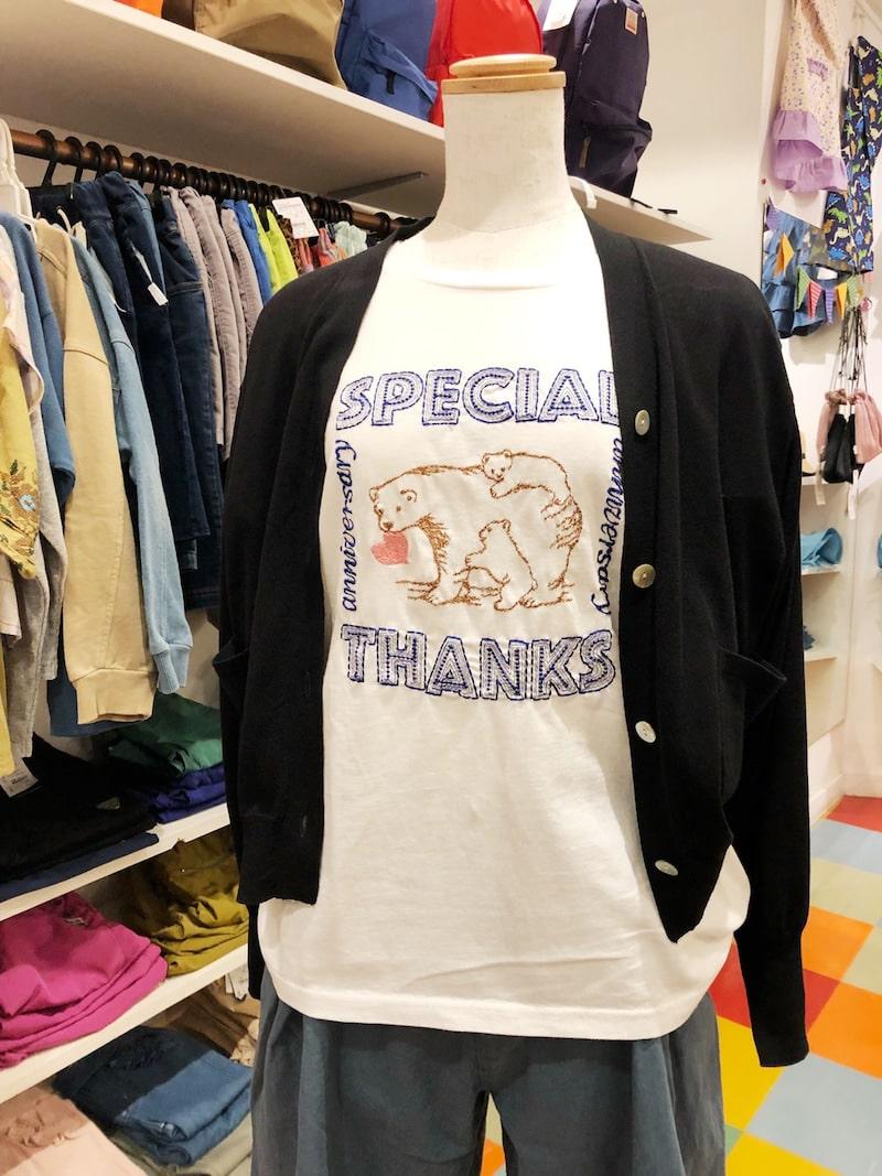 おすすめ♡marbleSUD刺繍Tシャツ