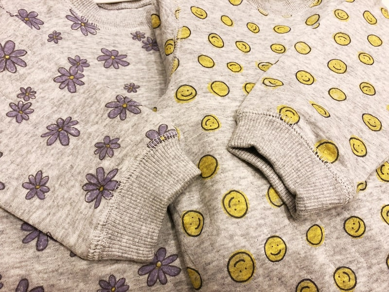 人気のキルトパジャマ